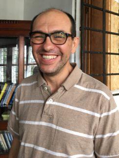 Saludo de fin de año de José Fernando Jiménez